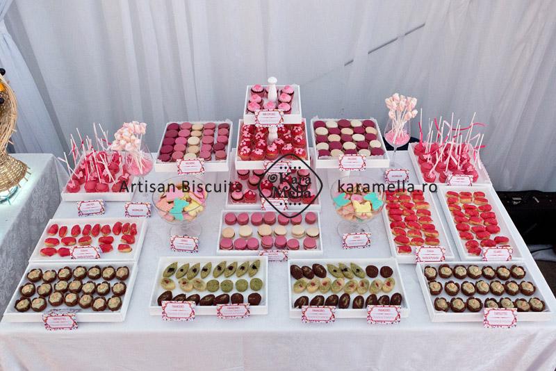Candy Bar nuntă