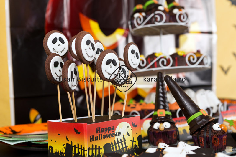 Candy Bar Halloween